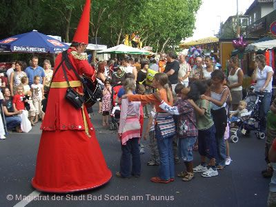 Sommernachtsfest Bad Soden am Taunus am 17.08.2019
