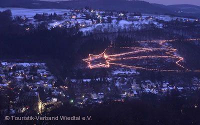 Weihnachtskrippendorf Waldbreitbach