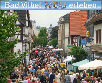 Straßenfest Bad Vilbel
