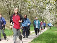 18. Kirschblüten Nordic Walking Witzenhausen