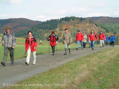25. Bad Endbacher Wandermarathon