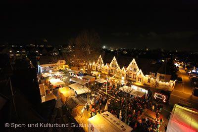 Weihnachtsmarkt Gustavsburg Ginsheim-Gustavsburg am 01.12.2017 bis 03.12.2017