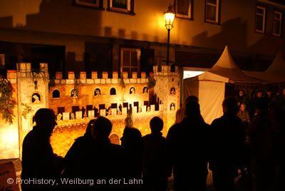 Mittelalterlicher Weihnachtsmarkt Oberursel (Taunus)