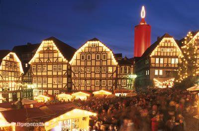 Weihnachtsmarkt Schlitz
