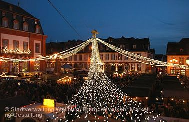 Traditioneller Weihnachtsmarkt Weilburg