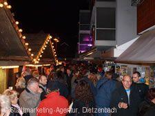 Weihnachtsmarkt Dietzenbach