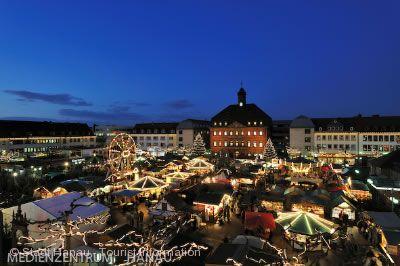 Märchenhafter Weihnachtsmarkt Hanau
