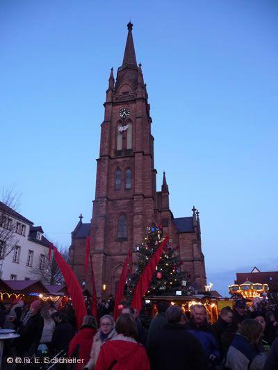 Weihnachtsmarkt Langen (Hessen)