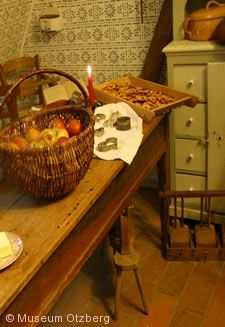 Advent auf der Veste Otzberg - Adventscafé im Museum