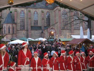Weihnachtsmarkt Viernheim
