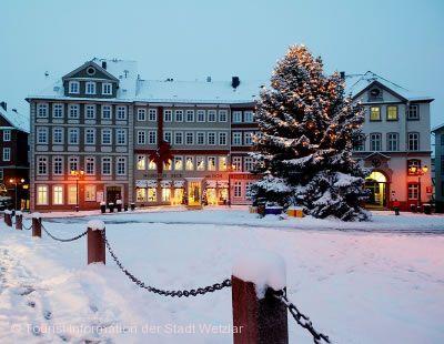 Weihnachtsflair 2017 Wetzlar