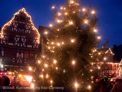 Christkindlmarkt Bad Camberg