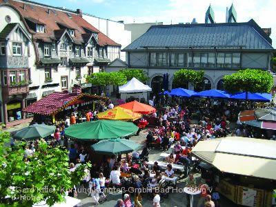 30. Weinfest Bad Homburg v.d. Höhe am 26.05.2017 bis 28.05.2017