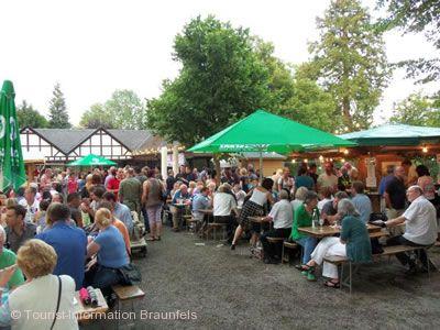 Weinfest Braunfels
