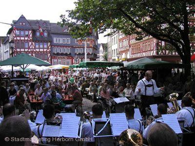 Weinfest Herborn