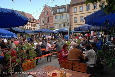 Weinfest der Flaakwinzer Karlstadt