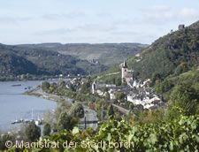 Tage der offenen Weinkeller im Rheingau Lorch am Rhein