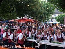 Rüdesheimer Weinfest Rüdesheim am Rhein