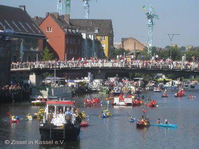 Zissel - Das Heimat- und Wasserfest Kassel