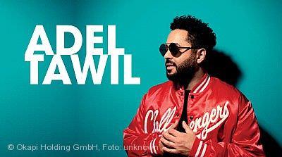 """Adel Tawil """"Alles Lebt"""" Bad Sooden-Allendorf"""