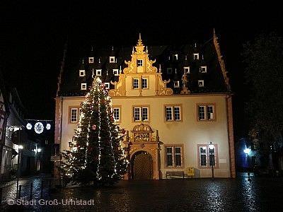 Umstädter Adventsmarkt Groß-Umstadt