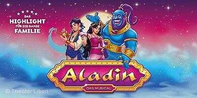 Aladin – das Musical Baunatal