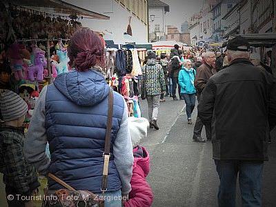 Allerheiligenmarkt Tann (Rhön)