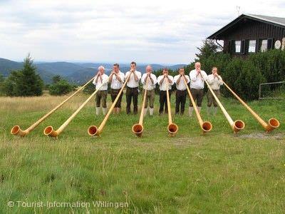 Alphornmesse Willingen (Upland)