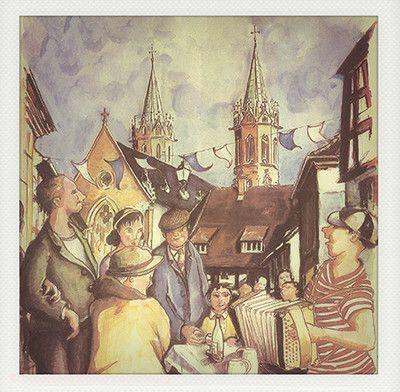 Altstadtfest Ladenburg