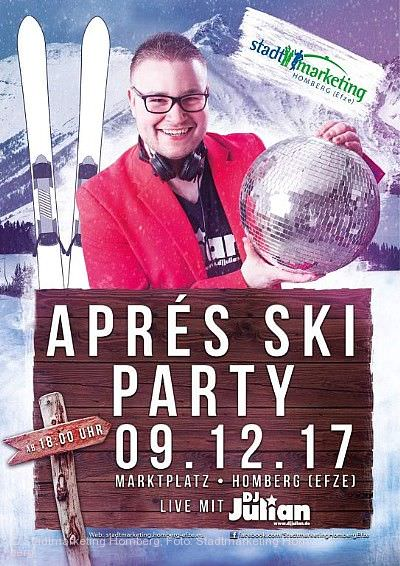 Aprés Ski Party Homberg (Efze)