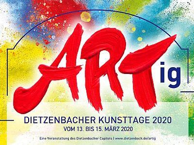 ARTig Dietzenbach am 13.03.2020 bis 15.03.2020