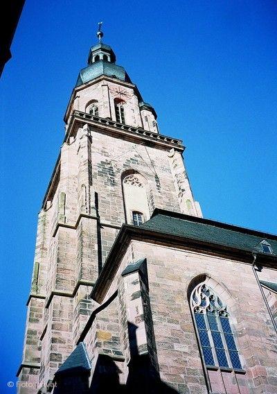 Heidelberger Bachwoche am 21.07.2020 bis 28.07.2020