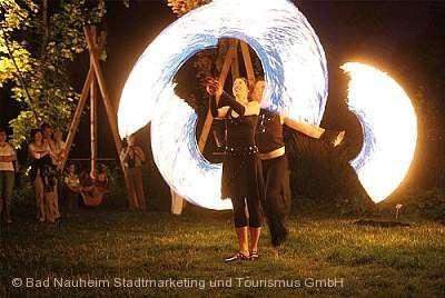 Bad Nauheim leuchtet