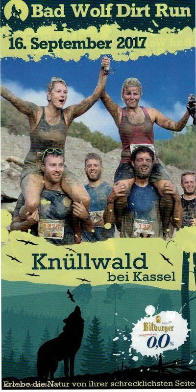 Bad Wolf Dirt Run Knüllwald