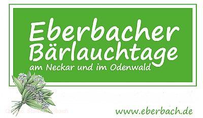 Eberbacher Bärlauchtage am 14.03.2020 bis 19.04.2020
