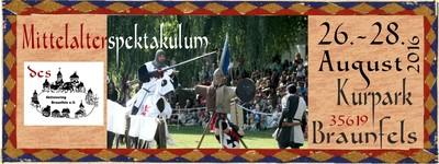 Braunfelser Mittelalter Spektakulum