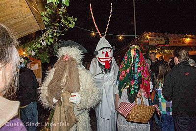 Weihnachtsmarkt Lindenfels
