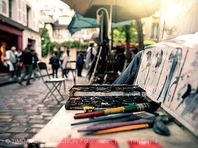 Bildermarkt am Hafen Bad Karlshafen
