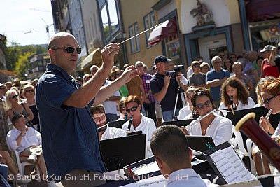 16. Internationales Blasmusikfestival der Jugend Europas Bad Orb am 10.09.2021 bis 12.09.2021