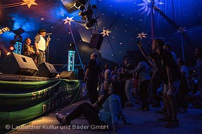 27. Hessisches Blues-, Schmus- & Apfelmusfestival Laubach