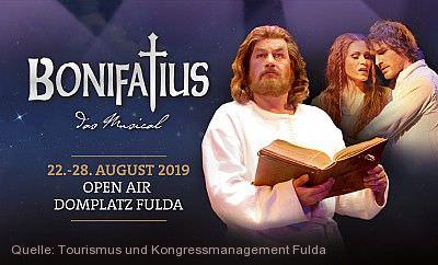 """""""Bonifatius"""" - Das Musical Fulda"""