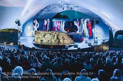 Brüder-Grimm-Festspiele Hanau