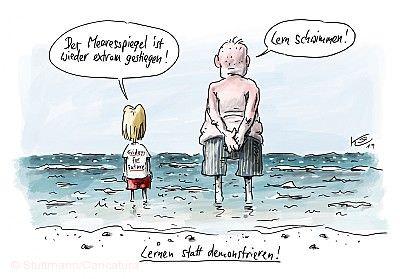 """""""Klaus Stuttmann"""" Kassel"""