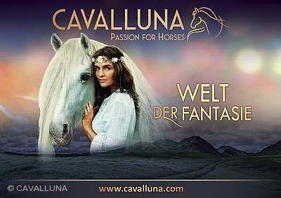 """""""CAVALLUNA - Welt der Fantasie"""" Frankfurt am Main"""