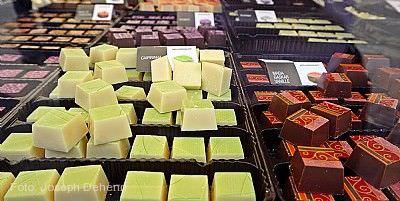 Schokoladenfestival chocolArt Neuwied