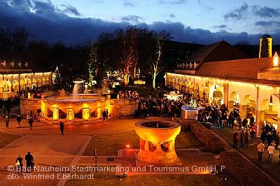 Christkindlmarkt Bad Nauheim am 11.12.2020 bis 13.12.2020