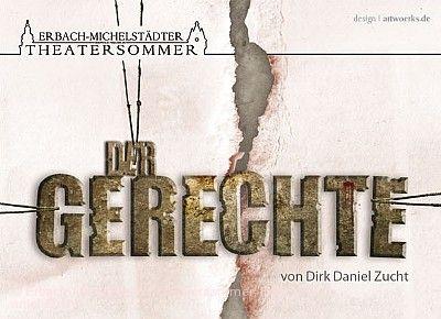 """Stationentheater """"Der Gerechte"""" von Dirk Daniel Zucht Erbach im Odenwald"""