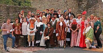 """Burgfestspiele Eppstein - """"Arsen und Spitzenhäubchen"""""""