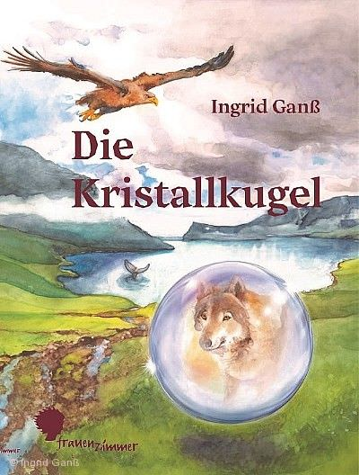 """Autorenlesung """"Die Kristallkugel"""" Steinau an der Straße"""