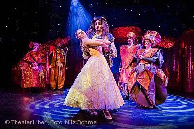 Die Schöne und das Biest - das Musical Marburg an der Lahn